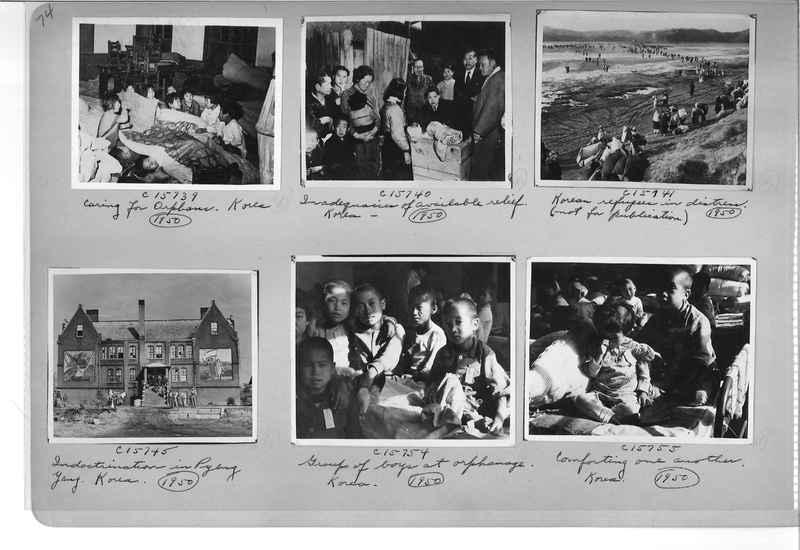 Mission Photograph Album - Korea #6 page 0074