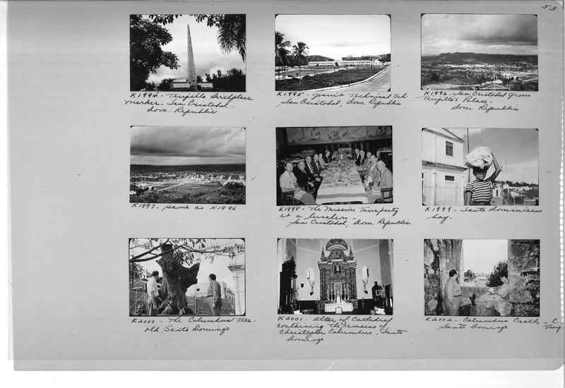 Mission Photogragh Album - Puerto Rico #4 page 0053