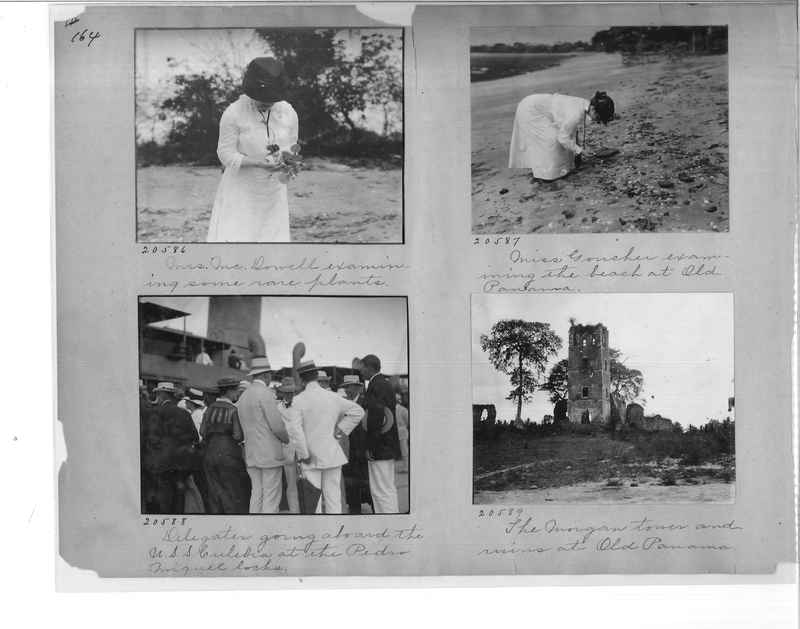Mission Photograph Album - Panama #1 page  0164