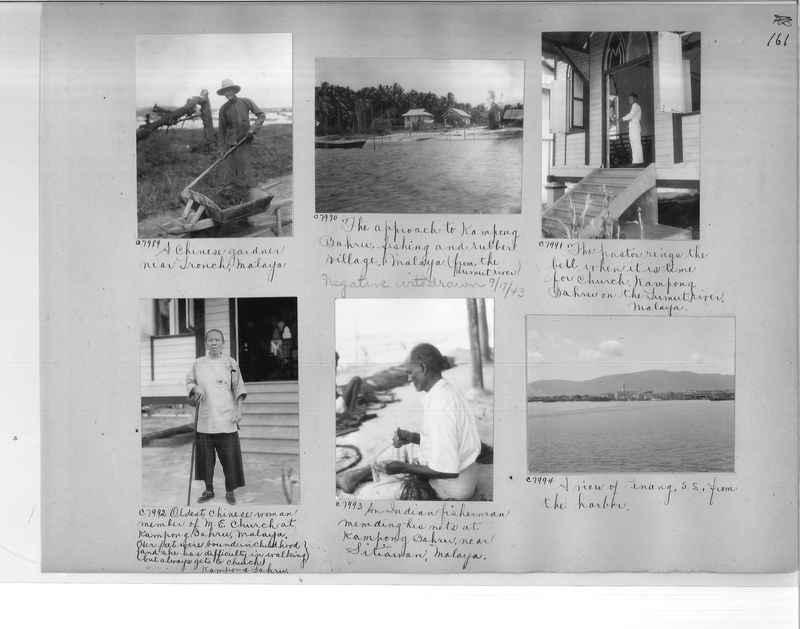 Mission Photograph Album - Malaysia #7 page 0161