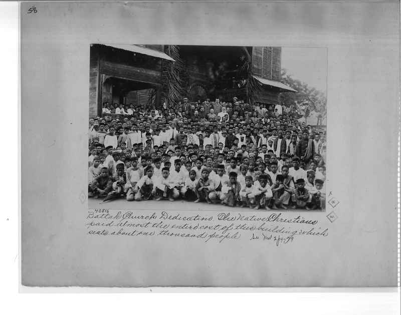 Mission Photograph Album - Malaysia O.P. #1 page 0058