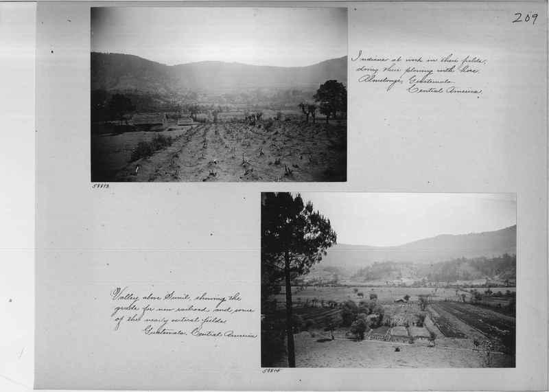 Mission Photograph Album - Panama #02 page 0209