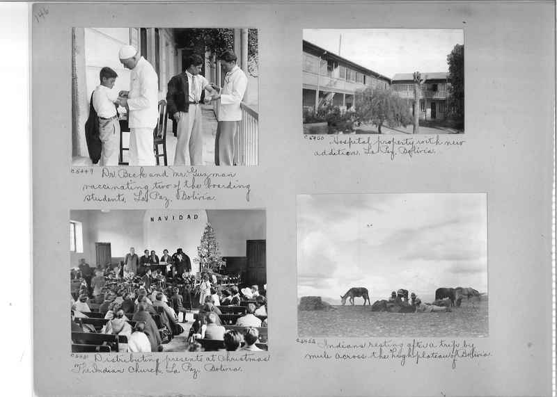Misson Photograph Album - South America #8 page 0146