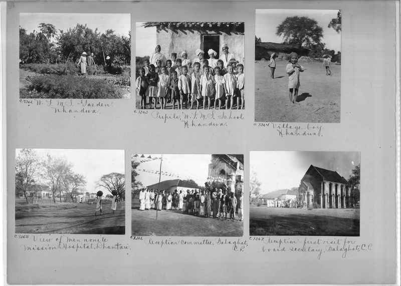 Mission Photograph Album - India #13 Page 0038