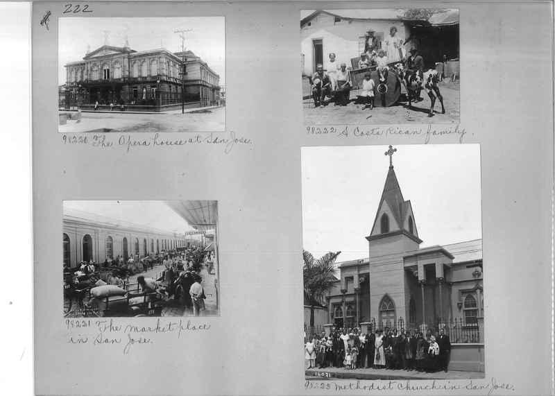Mission Photograph Album - Panama #04 page 0222