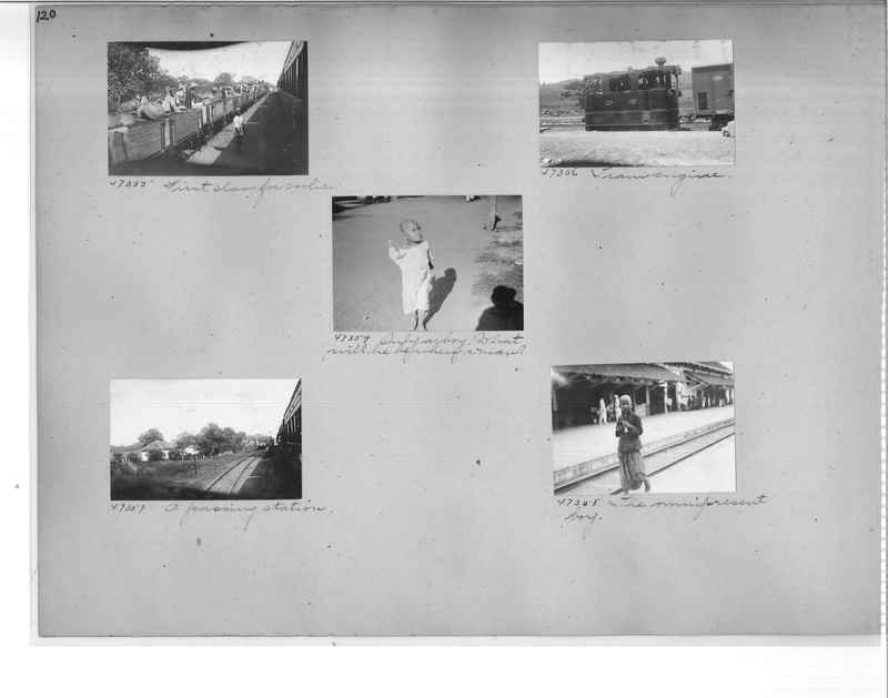 Mission Photograph Album - Malaysia #4 page 0120