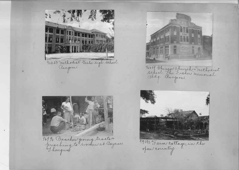 Mission Photograph Album - Burma #2 page 0037