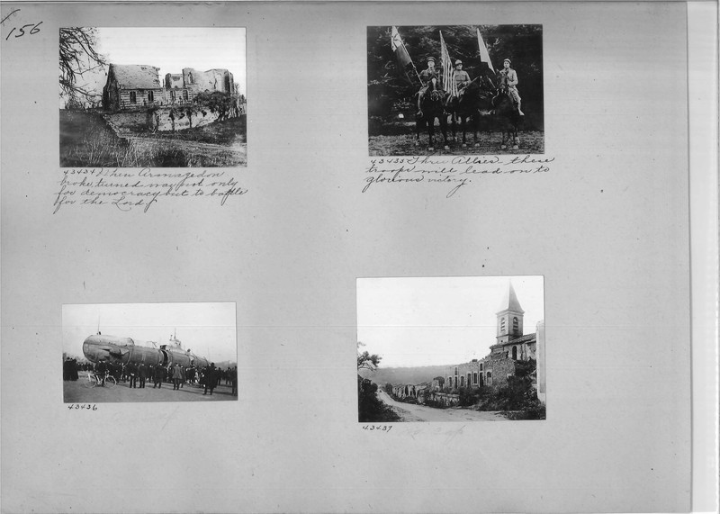 Mission Photograph Album - Europe #02 Page 0156