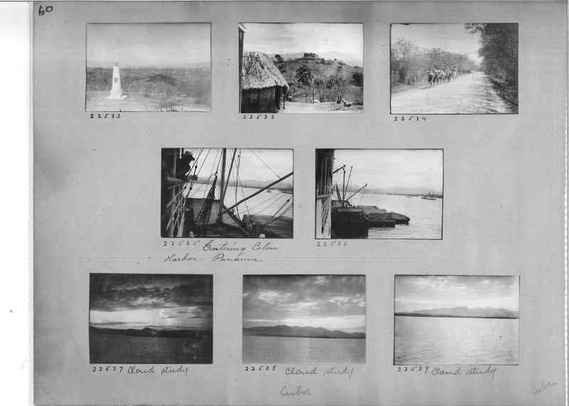 Mission Photograph Album - Panama #02 page 0060