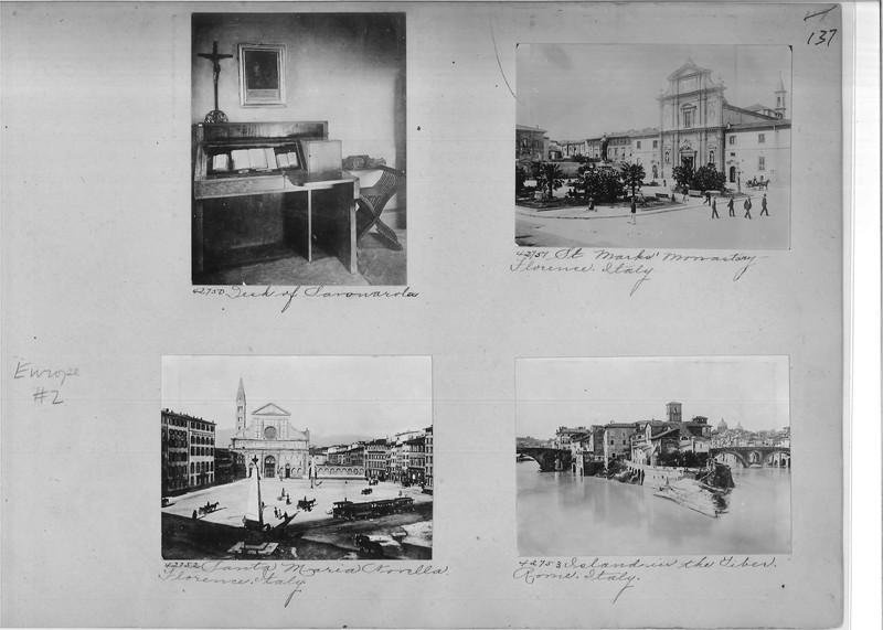 Mission Photograph Album - Europe #02 Page 0137
