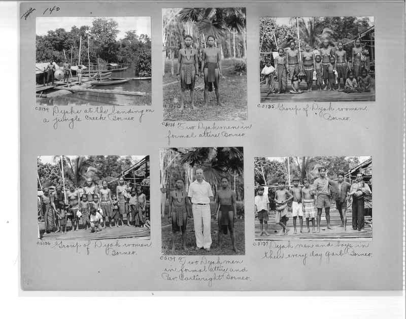 Mission Photograph Album - Malaysia #7 page 0140
