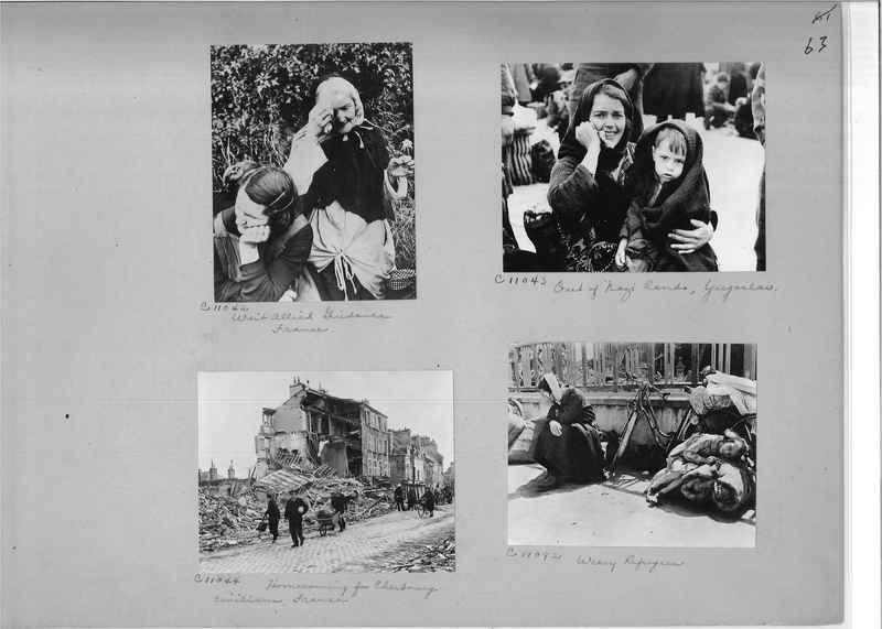 Mission Photograph Album - Europe #09 Page 0063