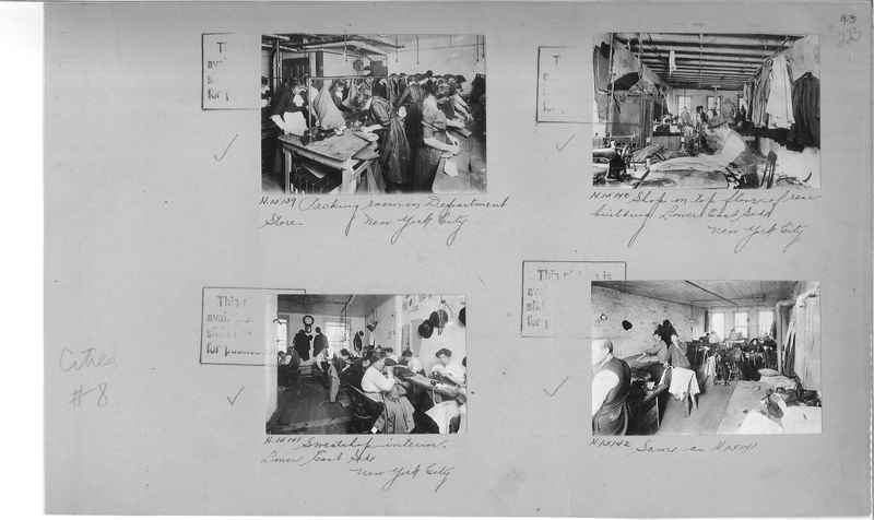 Mission Photograph Album - Cities #8 page 0223
