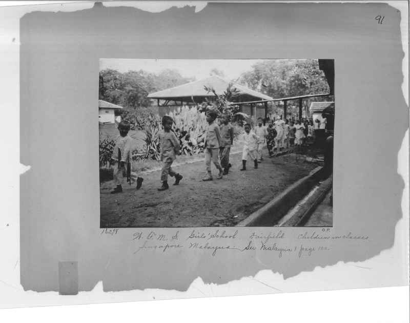 Mission Photograph Album - Malaysia O.P. #1 page 0091