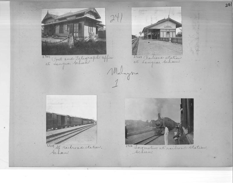 Mission Photograph Album - Malaysia #1 page 0241