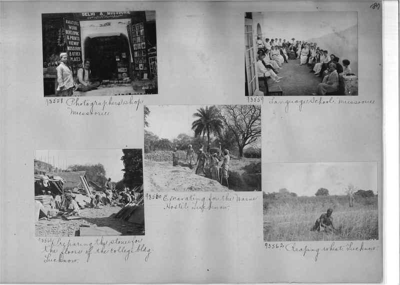 Mission Photograph Album - India #10 Page 0187