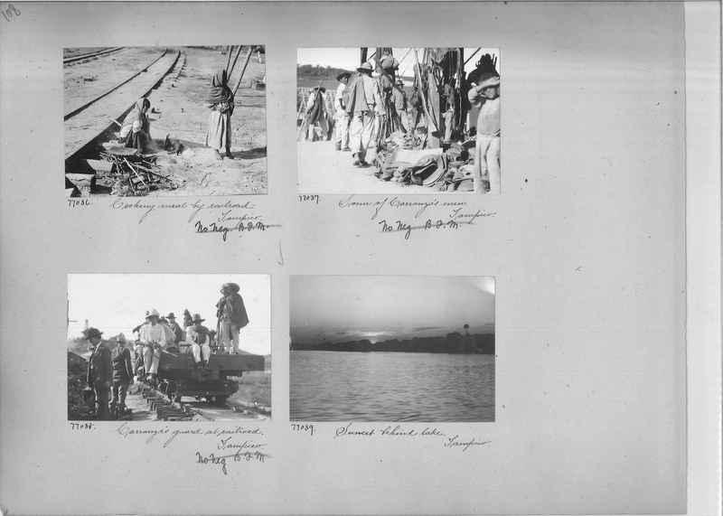 Mission Photograph Album - Mexico #05 page 0108