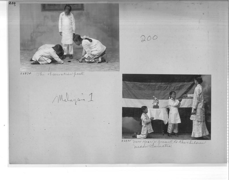 Mission Photograph Album - Malaysia #1 page 0200