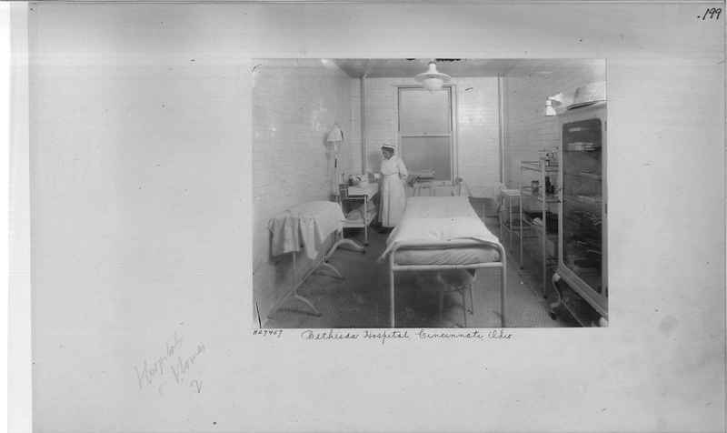 Mission Photograph Album - Hospitals and Homes #2 page 0199