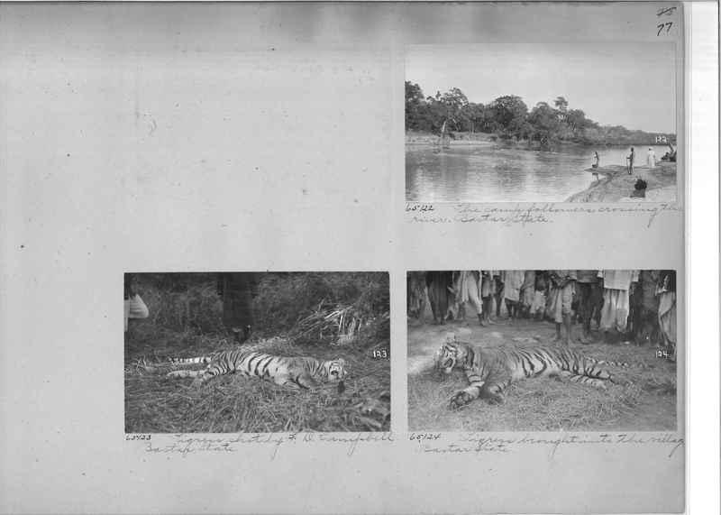 Mission Photograph Album - India #08 Page 0077