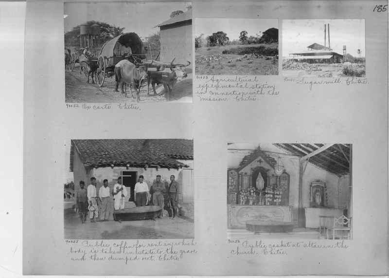 Mission Photograph Album - Panama #04 page 0185