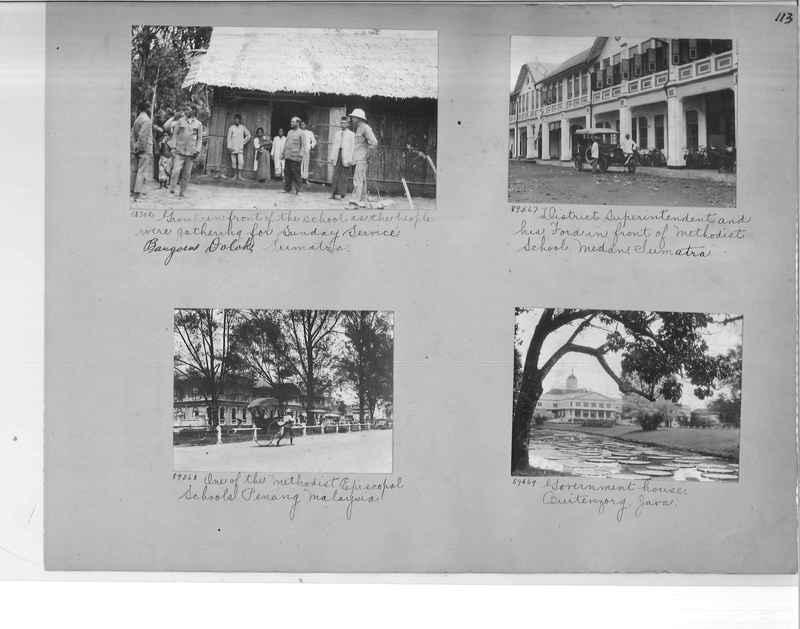 Mission Photograph Album - Malaysia #6 page 0113