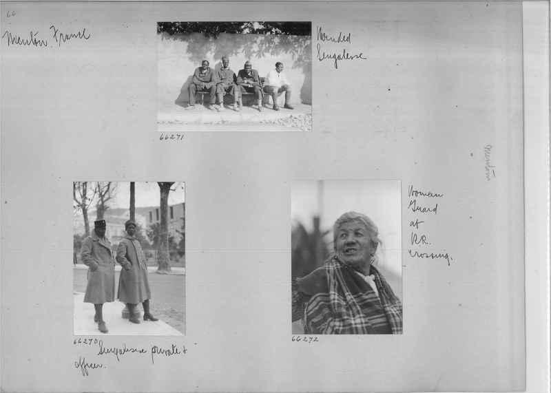 Mission Photograph Album - Europe #05 Page 0066