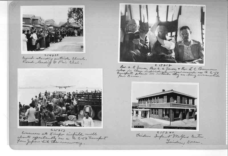 Mission Photograph Album - Korea #6 page 0030