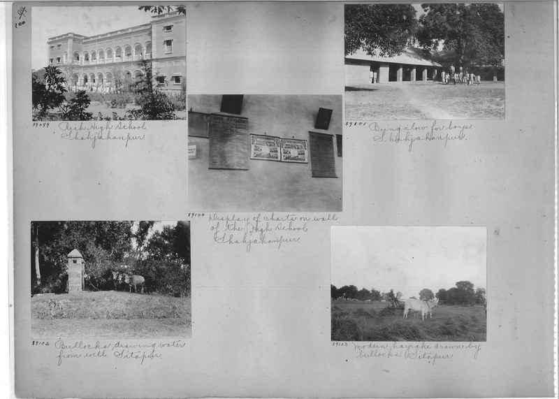 Mission Photograph Album - India #10 Page 0100