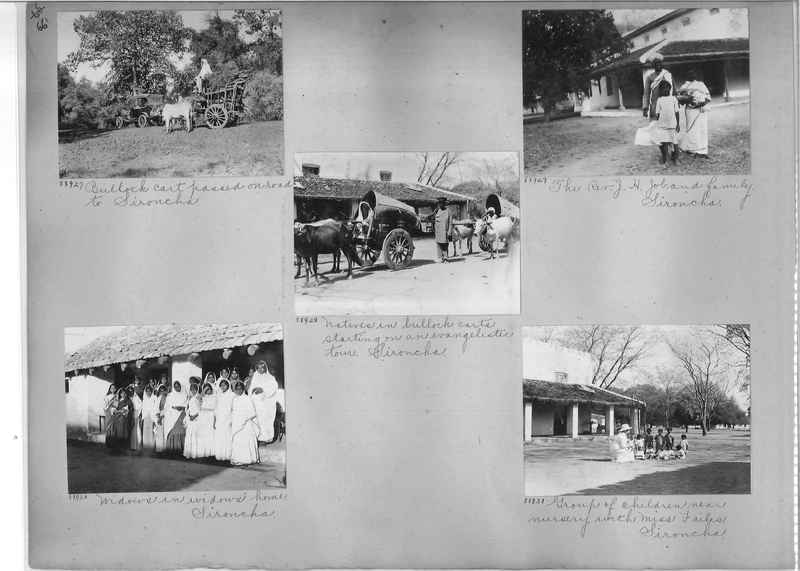 Mission Photograph Album - India #10 Page 0066