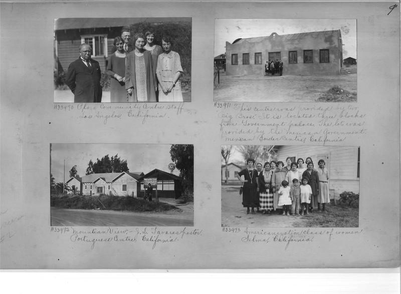 Mission Photograph Album - Latin America #2 page 0009