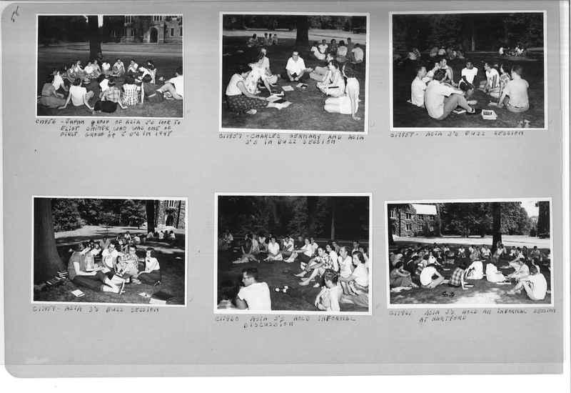 Mission Photograph Album - Portraits #13 Page 0058
