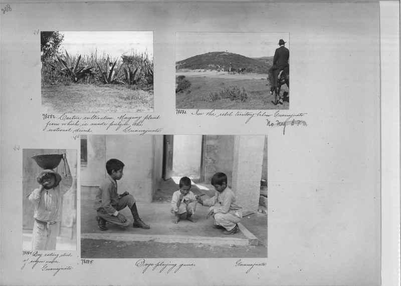 Mission Photograph Album - Mexico #05 page 0208