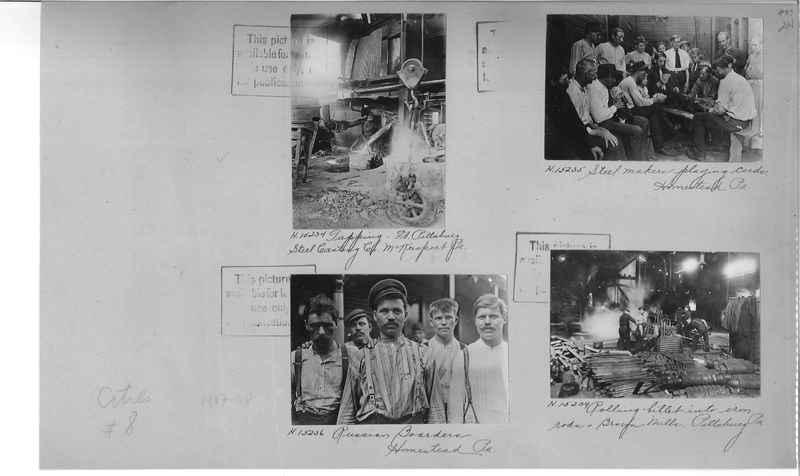 Mission Photograph Album - Cities #8 page 0221