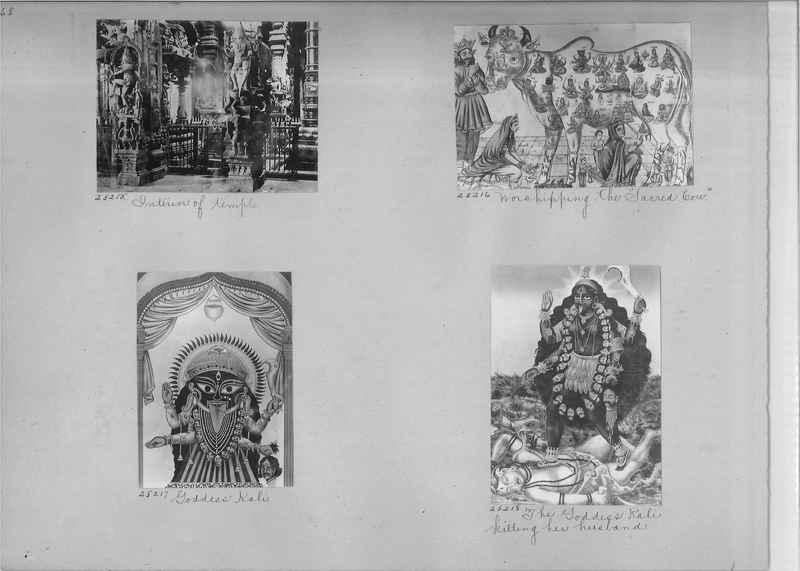Mission Photograph Album - India #04 page_0068