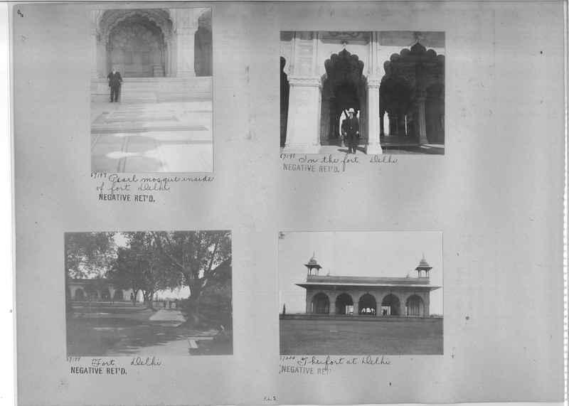 Mission Photograph Album - India #10 Page 0008