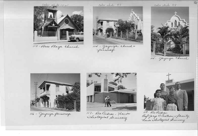 Mission Photogragh Album - Puerto Rico #4 page 0093