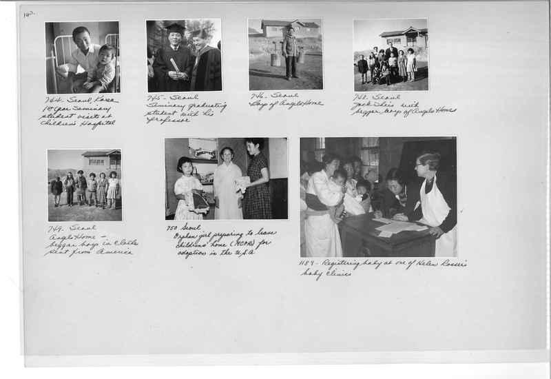 Mission Photograph Album - Korea #6 page 0140