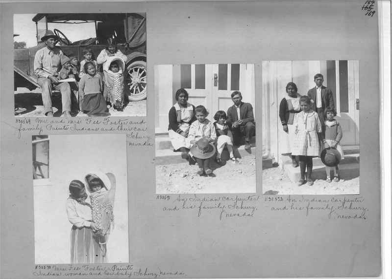 Mission Photograph Album - Indians #2 page_0169