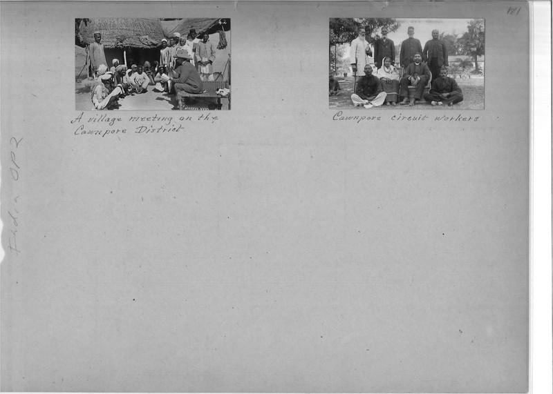 Mission Photograph Album - India - O.P. #02 Page 0181