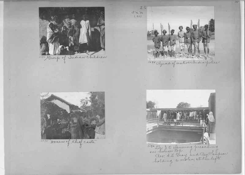 Mission Photograph Album - India #01 page 0025