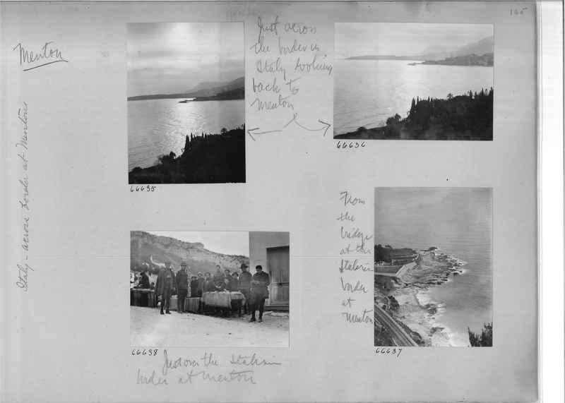 Mission Photograph Album - Europe #05 Page 0165