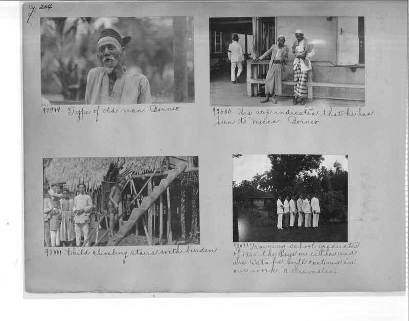 Mission Photograph Album - Malaysia #6 page 0204