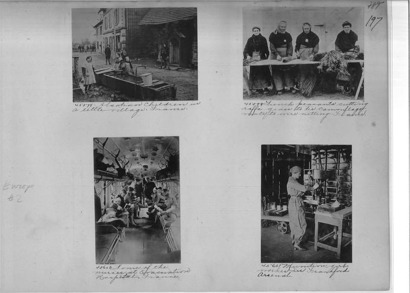 Mission Photograph Album - Europe #02 Page 0197