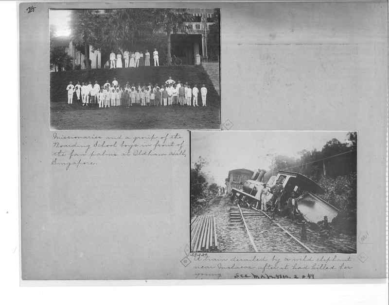 Mission Photograph Album - Malaysia O.P. #1 page 0024