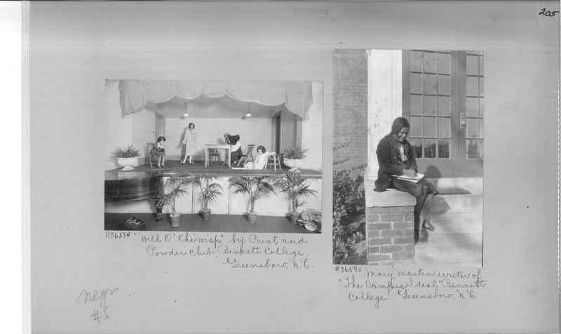 Mission Photograph Album - Negro #5 page 0205