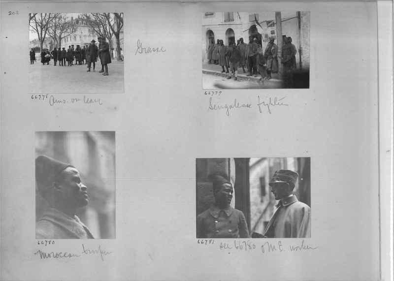 Mission Photograph Album - Europe #05 Page 0202