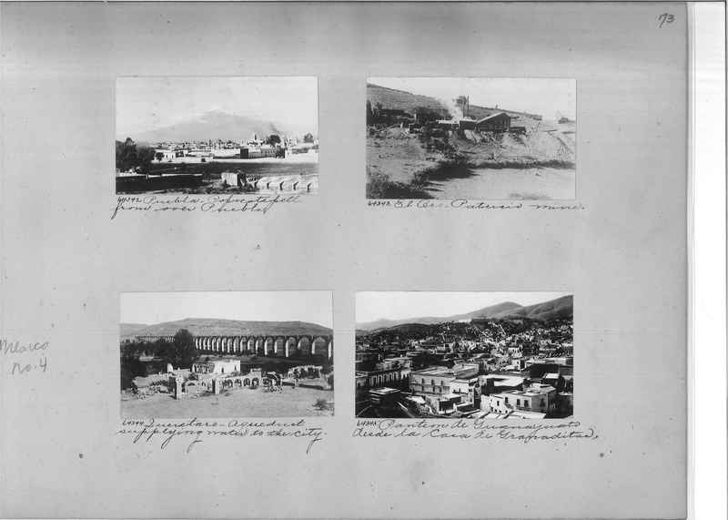 Mission Photograph Album - Mexico #04 page 0073