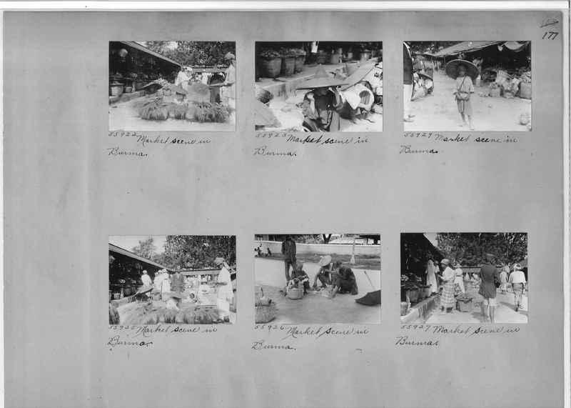 Mission Photograph Album - Burma #1 page 0177