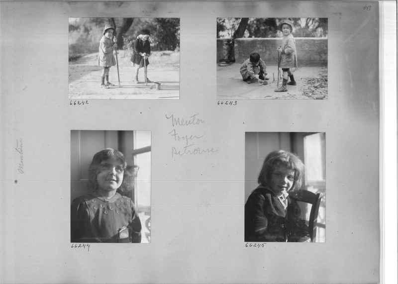 Mission Photograph Album - Europe #05 Page 0059